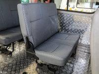 空间座椅金杯快运后排座椅