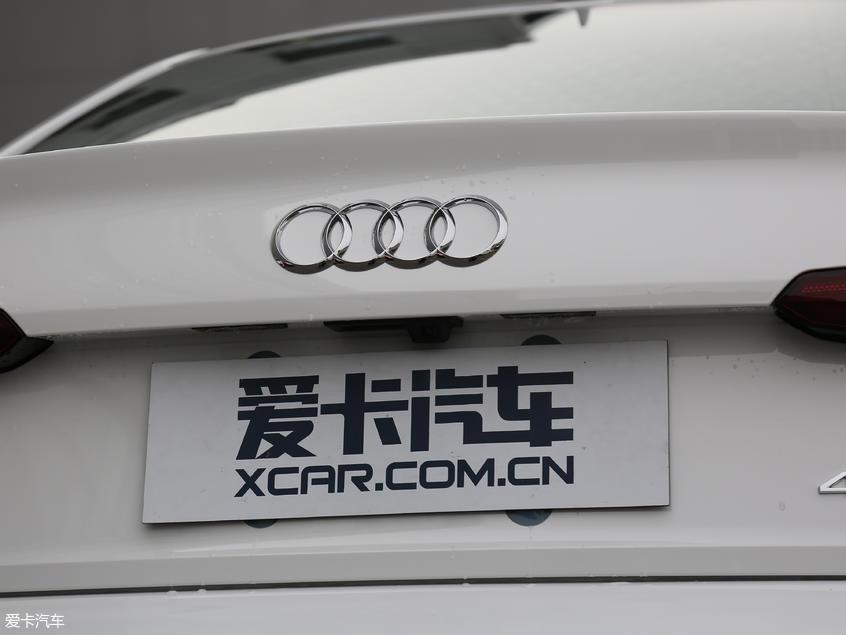 一汽-大众奥迪2019款奥迪A4L