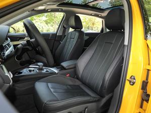 2018款30周年版 40 TFSI 运动型 前排座椅