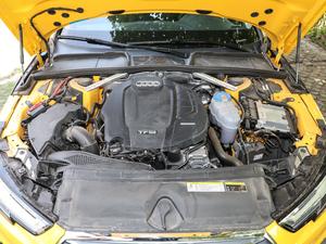 2018款30周年版 40 TFSI 运动型 发动机