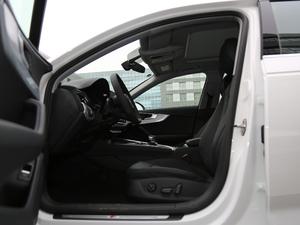 2019款45 TFSI quattro 个性运动版 国V 前排空间