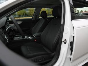 2019款45 TFSI quattro 个性运动版 国V 前排座椅