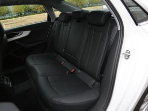 2019款45 TFSI quattro 个性运动版 国V 后排座椅