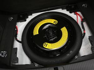 2019款45 TFSI quattro 个性运动版 国V 备胎
