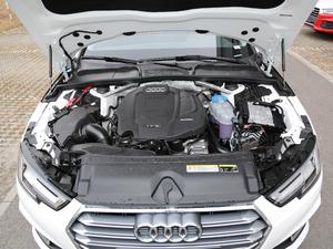 2019款45 TFSI quattro 个性运动版 国V 发动机