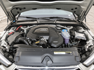 2019款35 TFSI 进取型 国V 发动机