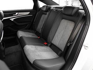 2019款45TFSI quattro 臻选动感型 后排座椅