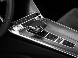 2019款45TFSI quattro 臻选动感型 变速挡杆
