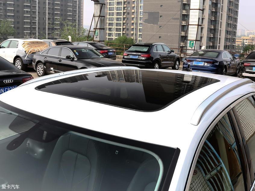 一汽-大众奥迪2019款奥迪Q3