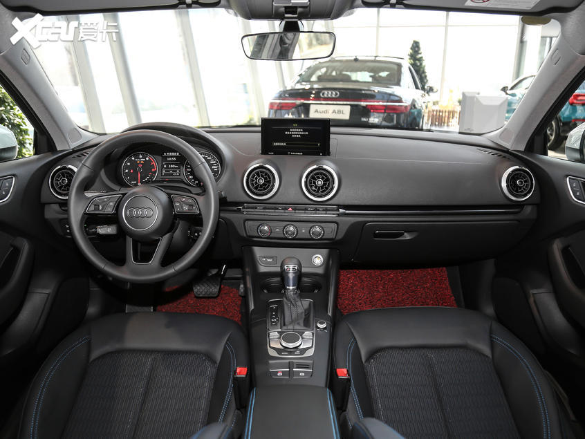 一汽-大众奥迪2020款奥迪A3两厢