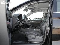 空間座椅奧迪Q5L前排空間