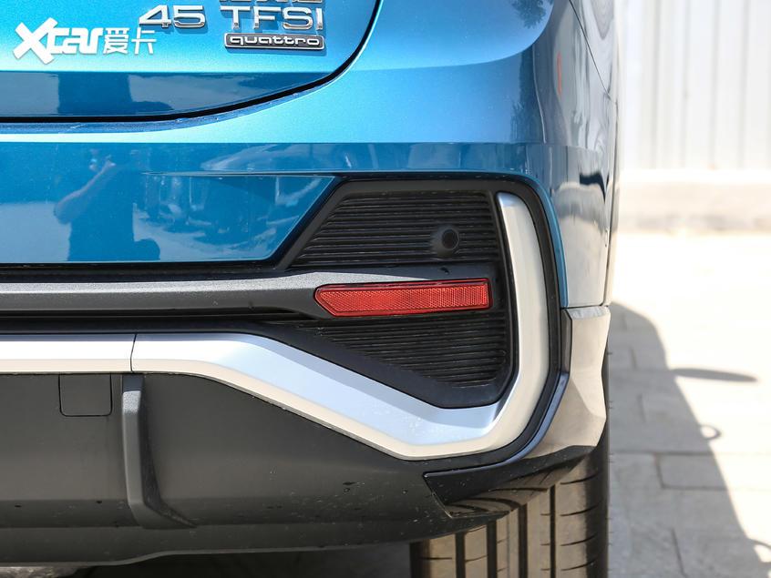 一汽-大众奥迪2020款奥迪Q3轿跑