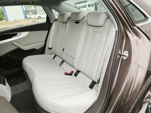 2017款45 TFSI quattro 运动型 后排座椅