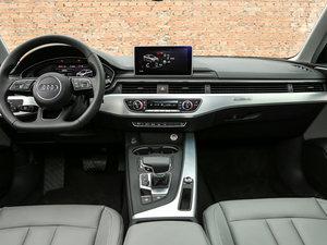 2017款45 TFSI quattro 运动型 中控台