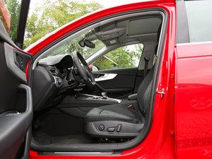 2017款45 TFSI quattro 运动型 前排空间