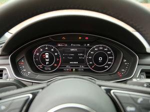 2017款45 TFSI quattro 运动型 仪表