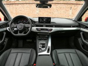 2017款45 TFSI quattro 运动型 全景内饰