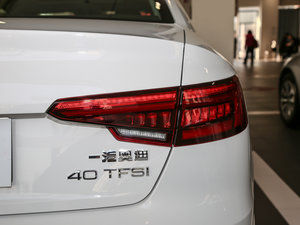 2017款40 TFSI 时尚型 尾灯