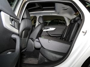 2017款40 TFSI 时尚型 后排座椅放倒
