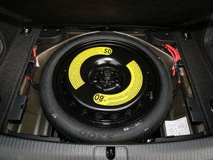 2017款40 TFSI 时尚型 备胎