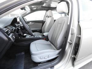 2017款40 TFSI 进取型 前排座椅