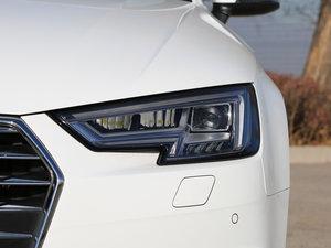 2017款40 TFSI 风尚型 头灯