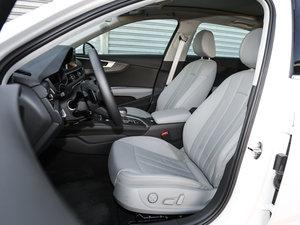 2017款40 TFSI 风尚型 前排座椅