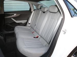 2017款40 TFSI 风尚型 后排座椅