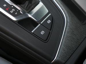 2017款40 TFSI 风尚型 驻车制动器