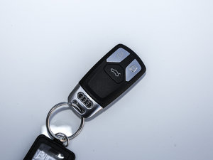 2017款40 TFSI 风尚型 钥匙