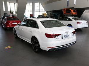 2017款45 TFSI quattro 特别版 后侧45度