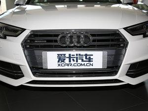 2017款45 TFSI quattro 特别版 中网