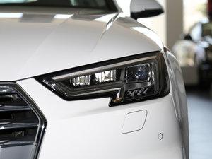 2017款45 TFSI quattro 特别版 头灯