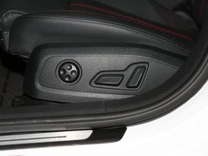 2017款45 TFSI quattro 特别版 座椅调节