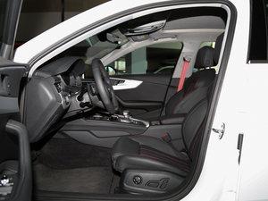 2017款45 TFSI quattro 特别版 前排空间