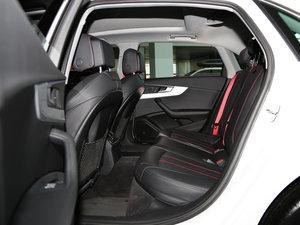 2017款45 TFSI quattro 特别版 后排空间