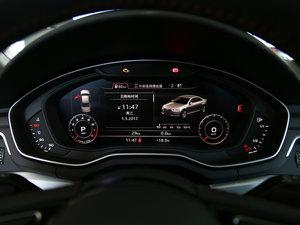 2017款45 TFSI quattro 特别版 仪表