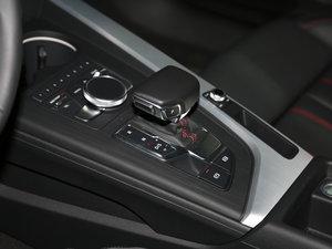 2017款45 TFSI quattro 特别版 变速挡杆