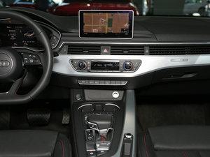 2017款45 TFSI quattro 特别版 中控台