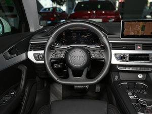2017款45 TFSI quattro 特别版 方向盘