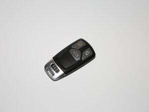 2017款45 TFSI quattro 特别版 钥匙