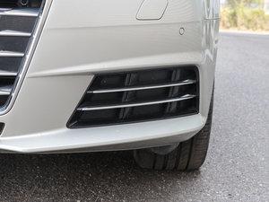 2017款45 TFSI quattro 风尚型 雾灯
