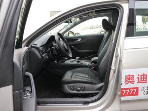 2017款45 TFSI quattro 风尚型 前排空间