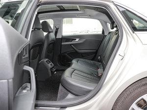 2017款45 TFSI quattro 风尚型 后排空间