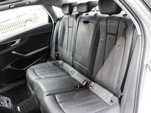 2017款45 TFSI quattro 风尚型 后排座椅