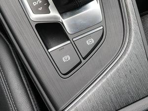 2017款45 TFSI quattro 风尚型 驻车制动器