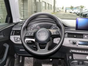 2017款45 TFSI quattro 风尚型 方向盘
