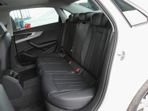 2017款Plus 40 TFSI 时尚型 后排座椅