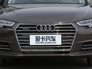 2017款Plus 45 TFSI quattro 风尚型 中网