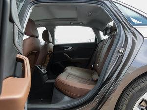 2017款Plus 45 TFSI quattro 风尚型 后排空间